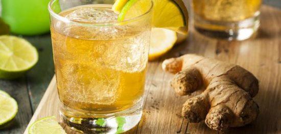 كيفية عمل مشروب الزنجبيل بمذاق رائع