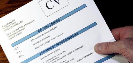 خطوات كتابة سيرة ذاتية لطلب وظيفة والأخطاء الواردة لتجنبها