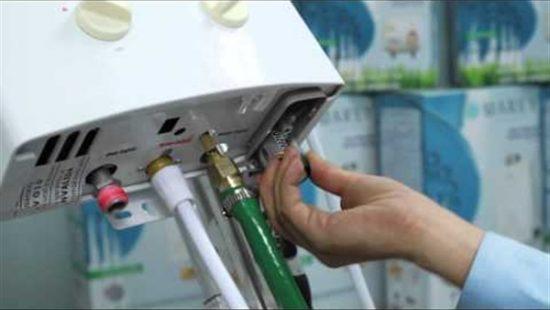 اسعار سخانات الغاز المصانع الحربية وآراء مستخدميه حول العيوب والمميزات