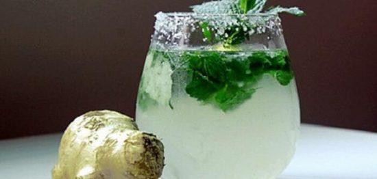 فوائد شرب الزنجبيل مع النعناع للحفاظ على الصحة